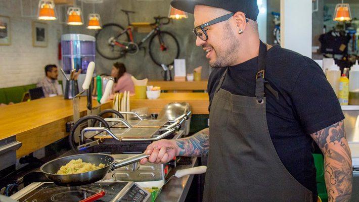 Pablo Salas de Público Comedor, el chef que reencanta lo que consideramos común